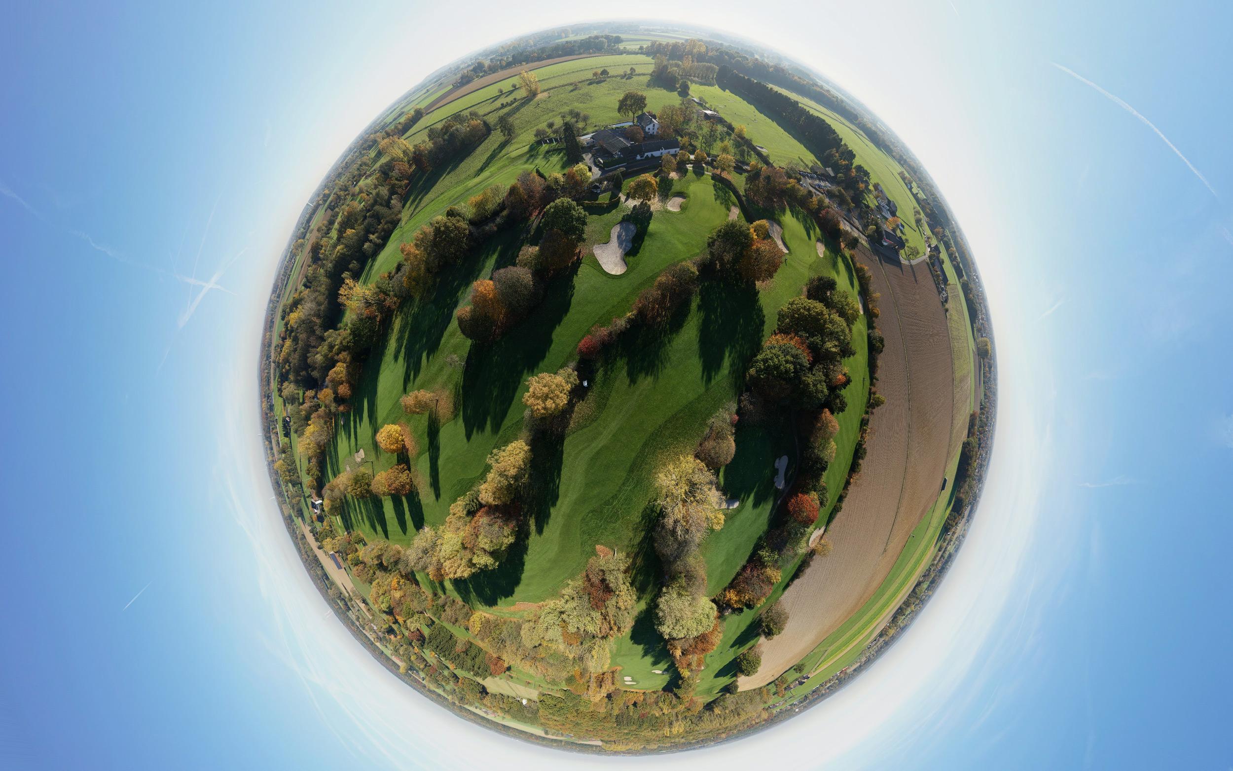 Luftbildaufnahmen & Kugelbildpanoramen